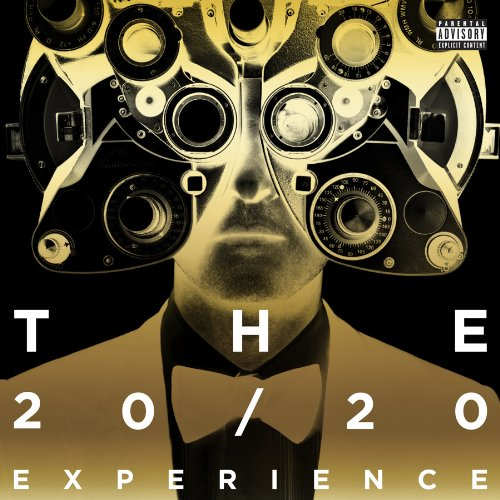 Justin Timberlake - The 20/20 Experience - Cover